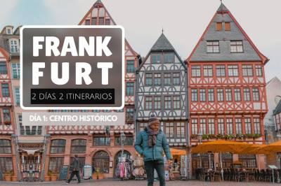 Qué ver en Frankfurt en 1 día | mimondo express
