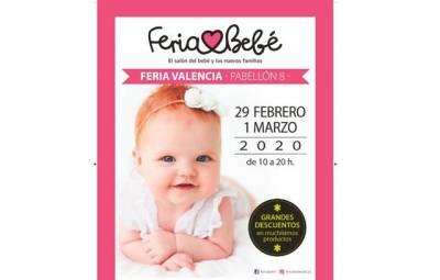 Feria Bebé 2020 en Valencia