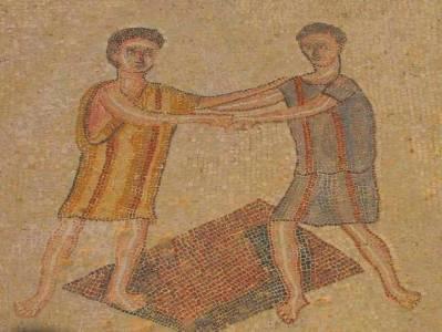 Vestitus, ropa masculina en la antigua Roma