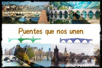 Letras Prestadas: Puentes que nos unen
