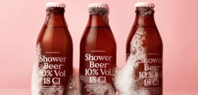Cerveza que puede ser usada como acondicionador de cabello (Shower Beer)
