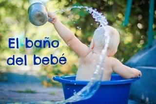 El baño del bebé ¿Cómo prepararlo?