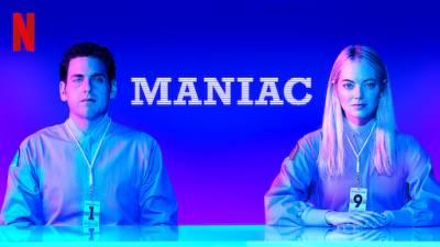 La píldora de la felicidad: «Maniac»