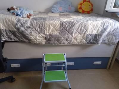 Dormitorio nuevo (de mayores), consejos sobre la cama