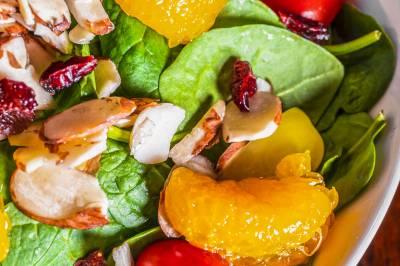 Ensalada de mandarina: deliciosa y saludable