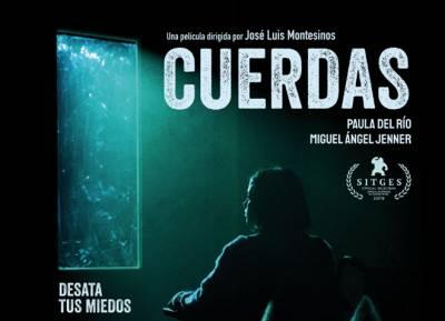 Crítica de Cuerdas dirigida por José Luis Montesinos: terror psicológico de calidad