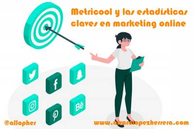 Metricool y las estadísticas claves en marketing online