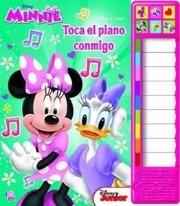 Reseña Libro piano: Toca el piano conmigo