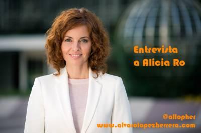 Entrevista a Alicia Ro