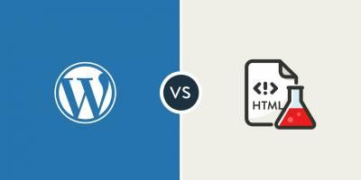 Html vs Wordpress ¿cual es mejor para una web? | Diseñador UX/Web Pedro De la nube