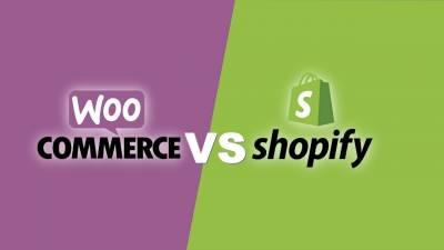 WooCommerce vs Shopify: La batalla por el comercio electrónico | Diseñador UX/Web Pedro De la nube