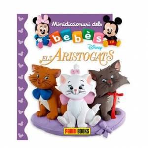 Libro infantil 'los aristogatos'