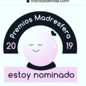 Premios madresfera 2019: vota a mi blog en Personal | Trocitos de vida