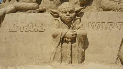 Colección de figuras Star Wars, soy friki
