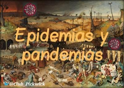 Letras Prestadas: Epidemias y pandemias