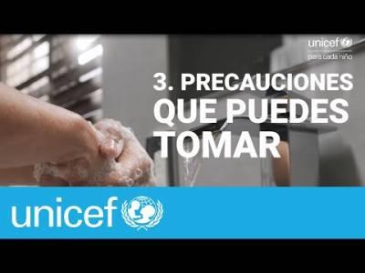Acorde con la vida: 'UNICEF: 6 Pautas que se Debes Seguir con los Niños para Protegerlos del COVID-19'