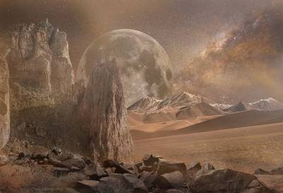Sicalipsis en Zenón IV | Relato marzo de #OrigiReto2020