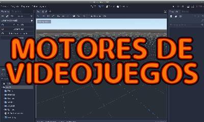 Motores de Videojuegos