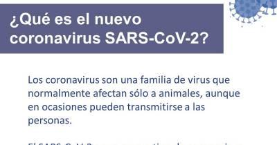Acorde con la vida: 'Decálogo sobre el Coronavirus (COVID-19)'