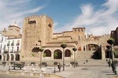 Ciudad Vieja de Cáceres, patrimonio Mundial de la Humanidad