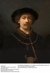 Rembrandt y el retrato en Amsterdam. Exposición virtual