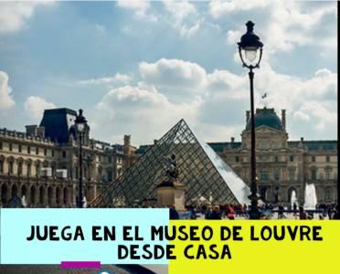 Juega en el Museo de Louvre desde casa | Trocitos de vida