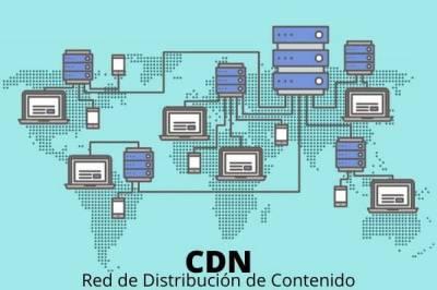 CDN - Red de Distribución de Contenidos