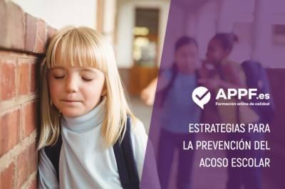 Estrategias para la prevención del Acoso Escolar