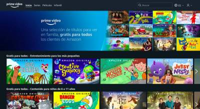 Amazon Prime Video: Mis Series Favoritas Para Niños