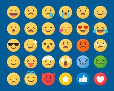 Significados y tipos de emojis