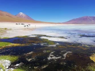 Tour por Uyuni desde San Pedro - día 1