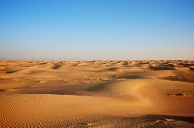 El Desierto Del Sahara No Es El Más Grande Del Mundo