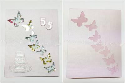 Tarjetas Shaker Cards