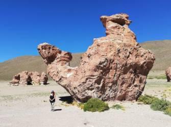 Tour por Uyuni desde San Pedro - día 2