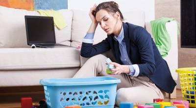 Ser mamá y trabajar en casa al mismo tiempo