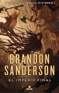 Reseña: El imperio final - Brandon Sanderson