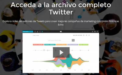 Echo: Herramienta para Encontrar Conversaciones Destacadas en Twitter | es Marketing Digital