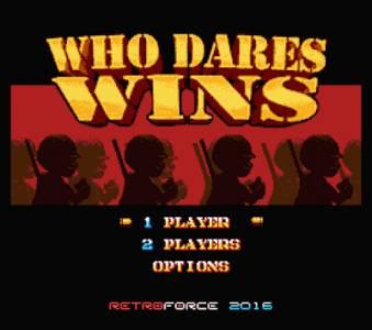 Análisis de Who Dares Wins (REMAKE)