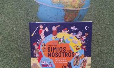 Desde los Simios hasta Nosotros - Libros infantiles - La Mochila de Eric