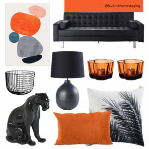 Beneficios De Decorar Con El Color Naranja