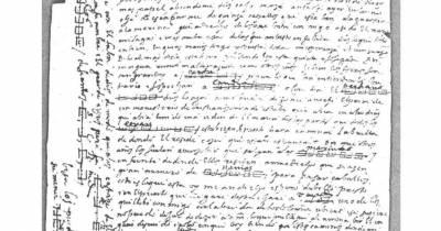 ¿Sabías que? Cartas cifradas durante el Reinado de Felipe II