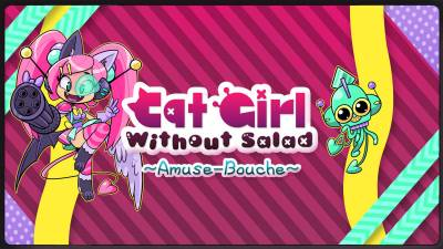 Indie Review: Cat Girl Without Salad: Amuse‐Bouche
