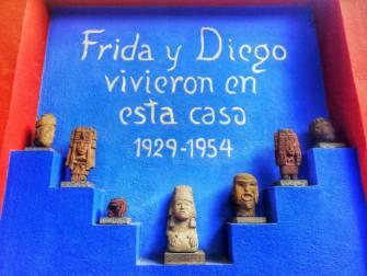 La Casa de Frida Kahlo: un imperdible de Ciudad de México