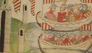 Las Vísperas Sicilianas, Aragón y Boccaccio