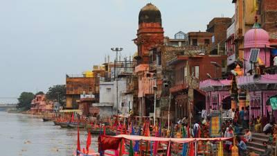 Mathura, tras los pasos de Krishna en India