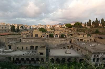 Qué Ver En Herculano - Tras La Erupción Del 79