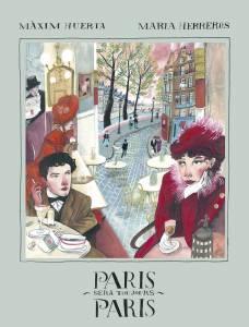 'Paris sera toujours Paris', un viaje ilustrado al París de los años 20
