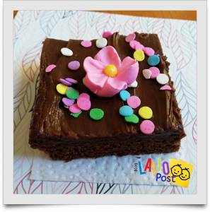 Brownies Doble Chocolate, para los amantes de lo prohibido