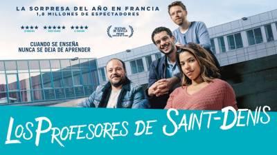 Los profesores de Saint-Denis: la otra cara de París