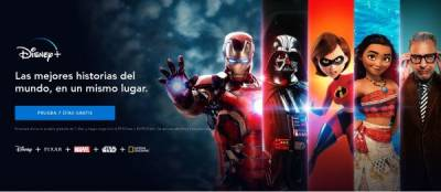 Disney Plus España: Contenidos de calidad para niños